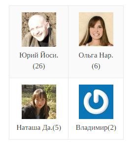 победители апреля 2015