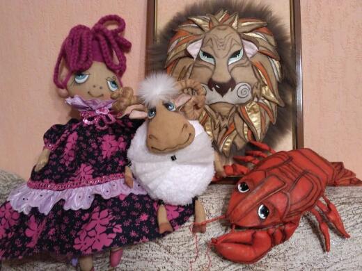 игрушки Знаки Зодиака