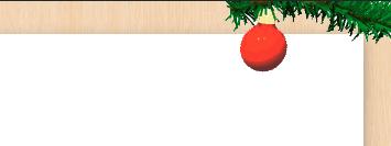 Плагин Christmas Ball on Branch