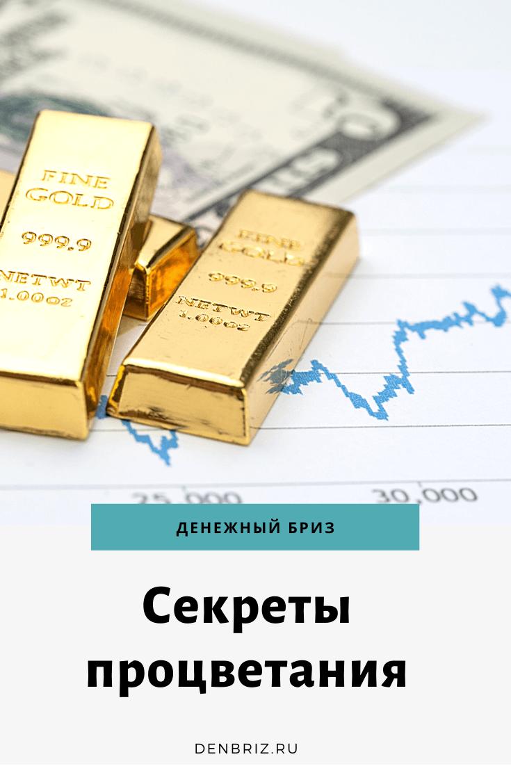 Как стать богаче и успешнее #деньги